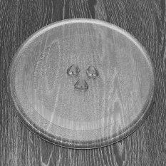 Hình ảnh 2 cái 24.5 cm Lò vi sóng Tấm Kính cho Galanz, Nồi, Haier Vi Sóng Phần-quốc tế