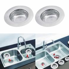 Hình ảnh 2 cái Bồn Rửa Chén Dụng Chậu Rửa Chén Inox Rút Nước Strainers dụng cụ nhà bếp-quốc tế