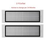2Pcs Original Filter Spare Part For Xiaomi Mi Robotic Vacuum Cleaner Intl Xiaomi Chiết Khấu 40