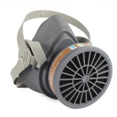 Hình ảnh 3600 Efficient filtering respirators Labor protection mask painting mask Anti-Dust Gas Mask - intl