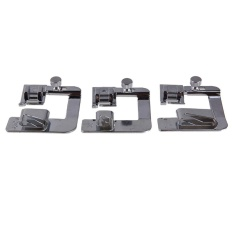 3pcs Domestic Hemming Cloth Strip Presser Foot Rolled For Sewing - Intl By Uebfashion.