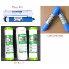 5 cấp lọc máy lọc nước RO Kangaroo