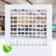 Hình ảnh Hợp Kim nhôm Lỗ Thông Khí Dạng Lưới Tản Nhiệt Ốp Đôi Điều Chỉnh Thông Thoáng Louvre-quốc tế
