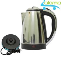 Mua Ấm Sieu Tốc An Toan Electric Kettler Ek 2L Aloma