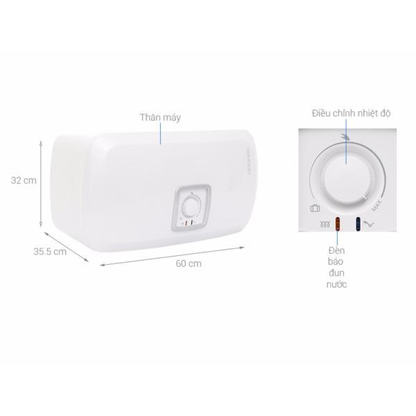 Bảng giá Atlantic Ondeo HZ 20L + Tặng 02 dây cấp + Khăn tắm cao cấp