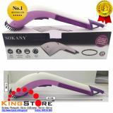 Bàn ủi hơi nước cầm tay tiện sử dụng cho gia đình Sokany -KingStore