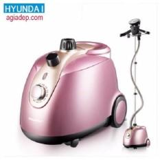 Hình ảnh Bàn là ủi hơi nước đứng (cao cấp) Hyundai là mọi chất liệu (bền - đẹp) cho shop thời trang (HYUNDAI)