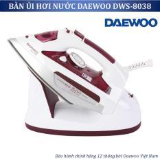 Ôn Tập Ban Ủi Hơi Nước Khong Day Cao Cấp Daewoo Dws 8038 Mới Nhất