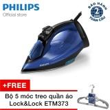 Ban Ủi Hơi Nước Philips Gc3920 20 Tặng Bộ 5 Moc Treo Quần Ao Lock Lock Etm373 Mới Nhất