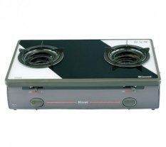 Bếp 2 lò Rinnai RV-5700-SCH(BW) (Đen)