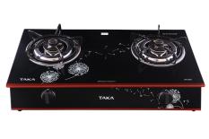 Hình ảnh Bếp ga dương hai lò Taka DK68D
