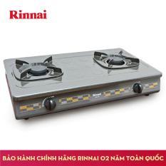 Bếp Gas Để Ban Rinnai Rv 270Gn Nguyên