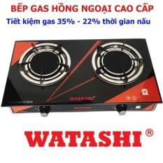 Ôn Tập Bếp Gas Hồng Ngoại Bếp Ga Cao Cấp Tiết Kiệm 35 Gas 22 Thời Gian Nấu Watashi 910 Watashi Trong An Giang