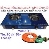 Bán Bep Ga Hồng Ngoại Cao Cấp Tiet Kiệm Gas 35 Watashi 469 Tặng Bộ Van Day Watashi Có Thương Hiệu