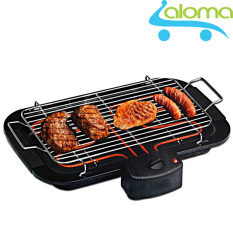 Bếp nướng điện không khói 2000W Barbecue Grill EBG-2K