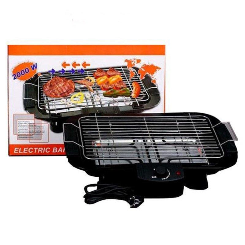Bảng giá Bếp nướng điện cao cấp không khói Electric barbecue grill 2000W Điện máy Pico
