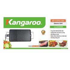 Hình ảnh Bếp nướng điện vân đá Kangaroo KG689M - 2000W