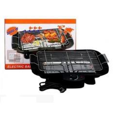 Hình ảnh Bếp nướng không khói Electric barbecue grill 2000W (Đen)
