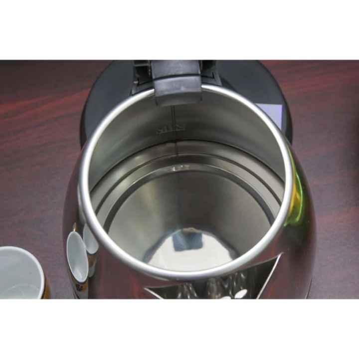 Bình đun siêu tốc KETTLE 1.8L cho dịp Tết, giúp bạn có nước nóng khi cần AST4886