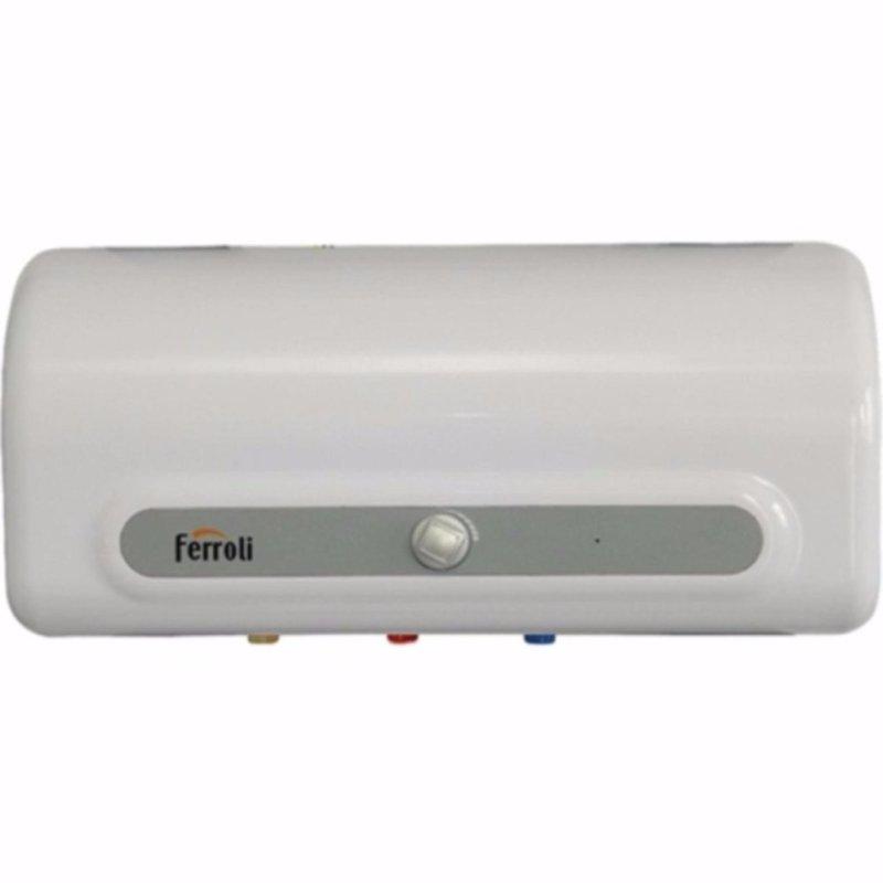 Bảng giá Bình nước nóng Ferroli QQME 15 (Trắng) Chất Lượng Cao