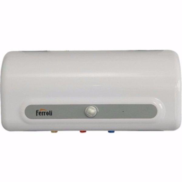 Bảng giá Bình nước nóng Chống Giật Ferroli QQME 20 Trắng