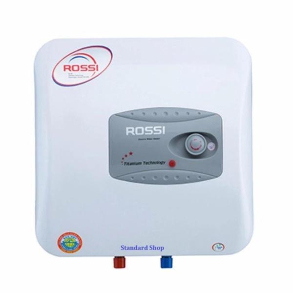 Bảng giá Bình nước nóng gián tiếp Rossi R20Ti (vuông) chất lượng cao