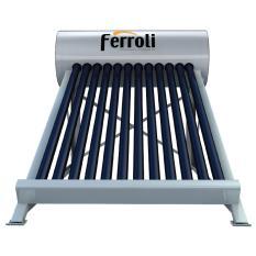 Hình ảnh Bình nước nóng năng lượng mặt trời Ferroli 200L 16 ống