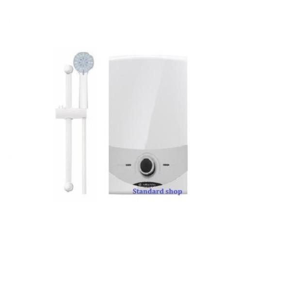 Bảng giá Bình nước nóng trực tiếp có bơm Ariston SM45PE-VN trắng
