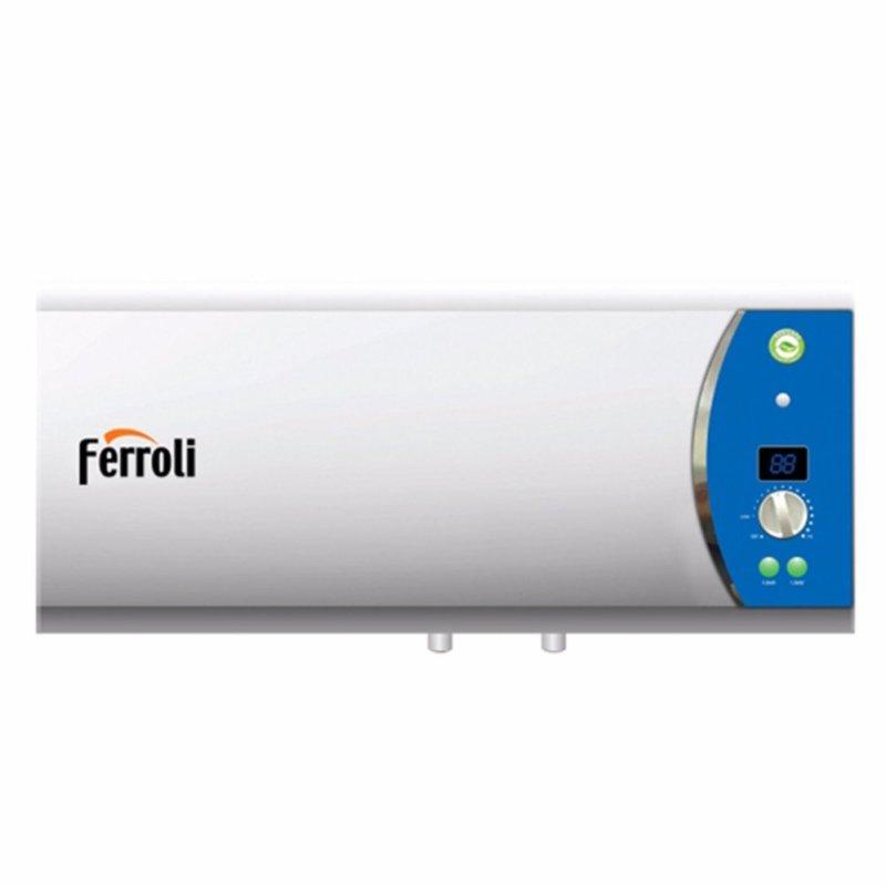 Bảng giá Bình tắm nóng lạnh Ferroli VERDI-15AE 15L (Trắng)