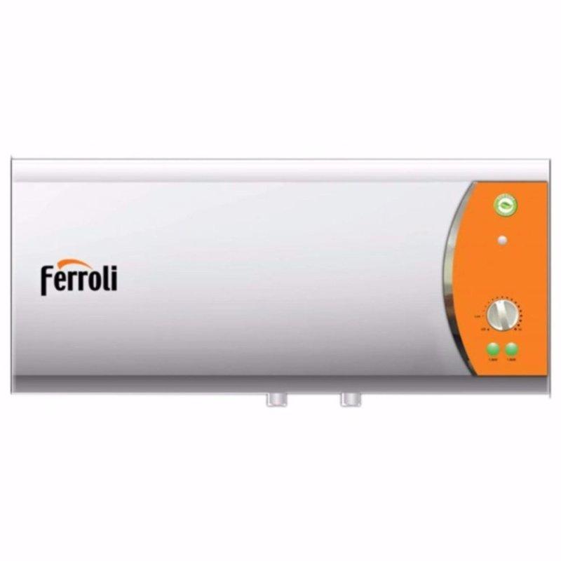 Bảng giá Bình tắm nóng lạnh Ferroli VERDI-15TE 15L (Trắng)
