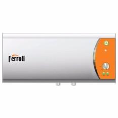 Bình tắm nóng lạnh Ferroli VERDI-15TE 15L (Trắng)