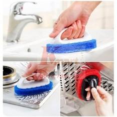 Hình ảnh Bộ 2 Bàn chải cọ bồn tắm, chậu rửa, mặt bàn