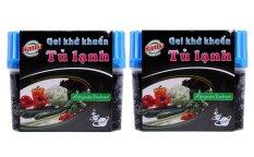 Bộ 2 Gel khử khuẩn tủ lạnh 150g Tienich168 TI147