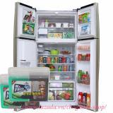 Bộ 2 Hộp Gel Khử Mui Diệt Khuẩn Tủ Lạnh Han Quốc 300Gr Than Hoạt Tinh Chogiatot Rẻ Trong Hòa Bình