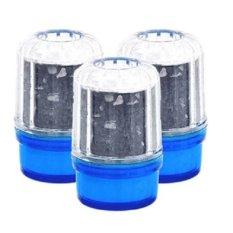 Giá Bộ 3 đầu lọc nước tại vòi CT438 (Xanh phối trắng)