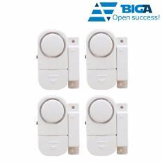 Hình ảnh Bộ 4 chuông cửa cảm biến chống trộm Big-A2138-1