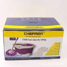 Hình ảnh BỘ LAU NHÀ INOX 360 ĐA NĂNG CHEFMAN