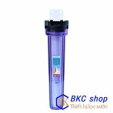 Bộ lọc nước sinh hoạt 1 cấp lọc 20 inch  (trong)
