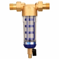 Bộ lọc nước sơ cấp đầu nguồn LN02-17 - Lọc nước sinh hoạt cho Gia đình