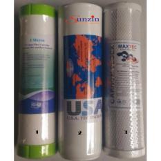 Hình ảnh Bộ lõi lọc thô số 1,2,3 dành cho các loại máy lọc nước RO