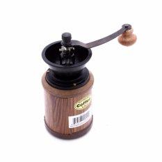 Hình ảnh Cối xay tiêu và cà phê Huỳnh Anh tròn(SKU-040)