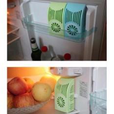 Hình ảnh Combo 03 dụng cụ Khử mùi tủ lạnh than hoạt tính tiện ích GC-0001