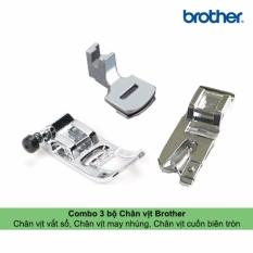 Combo 3 bộ chân vịt Brother F015N, F012N, F029N