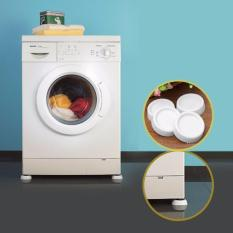Hình ảnh Combo 4 Chân Đế Chống Rung Chống Ẩm Máy Giặt Tủ Lạnh T.H Tashuan