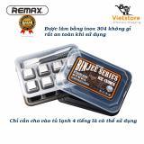 Giá Bán Đa Kim Loại Lam Lạnh Khong Tan Đa Năng 8 Vien Remax Ice Cubes Tieu Chuẩn An Toan Ce Rohs Remax Tốt Nhất