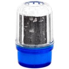 Hình ảnh Đầu lọc nước tại vòi DLN-001 (Xanh phối trắng)