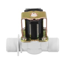 Hình ảnh DC12V DN15 G1/2 Normally Closed Solenoid Valve Water Control Switch Two Way - intl