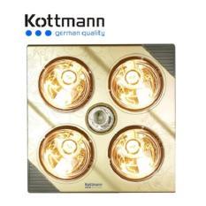 Đèn sưởi Kottmann 4 bóng K4B-G