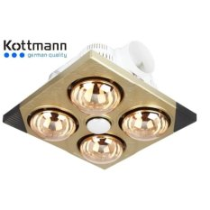 Đèn sưởi Kottmann âm trần K4BT