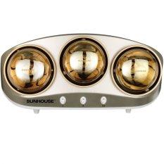 Đèn sưởi nhà tắm Sunhouse SHD3803 (Vàng)